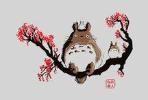Studio Ghibli / by Athena Joy