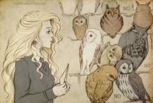 Harry Potter / by Athena Joy