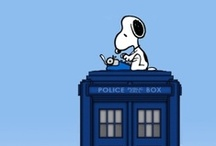 Doctor Who / Trust me I watch Doctor Who. / by Athena Joy