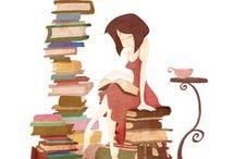 Reading + Coffee  / I am a bookworm/coffee addict and proud of it! :D  / by Jessica