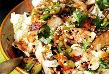 Salads / by Re-Find Restorations