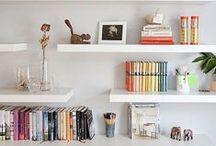 Shelves / by Ashleigh Barry