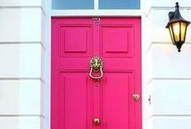 Doors / by Ashleigh Barry