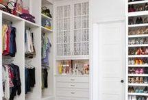 Closet Organization  / by Ashleigh Barry