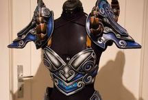 Cosplay  / Little tips and tricks to make amazing costumes / by Lisa Weaver