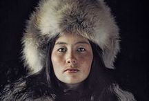 LUXE NOMAD / Inspired by the mountainous nomads of Central Asia, Peru and beyond...