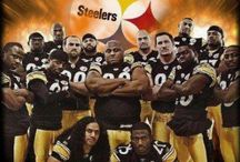 Pittsburgh Steelers / by Shelly Goble