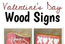 Valentine's Day Decorating / Valentine's Day Decorating Ideas