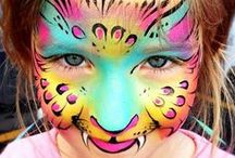 Face-Painting / by Jessica Markoya
