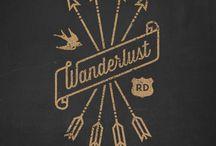 wanderlust / by Shaina Ann