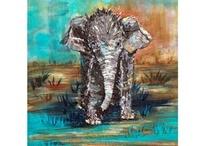 Elephants On Etsy
