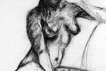 fortheloveofART / #figuredrawing #art #illustration