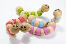Natural Toys / Natural toys for babies and kids!