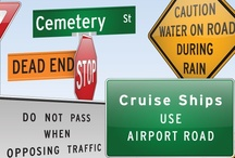 Wacky Road Signs / The wackiest road signs that exist on the road!