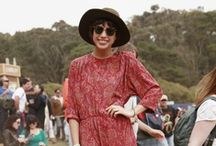 music | outside lands festival style / What to wear to San Francisco's OutsideLands Music Festival. It's cold here. Layer up!  / by Mighty Girl (Maggie Mason)