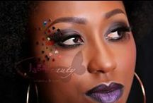 Makeup | Jagabeauty Studio / We don't rely on photoshop! We make you beautiful, just the way you are! jagabeautystudio.com #makeupstudioinlagos #makeupartistinlagos #makeup #makeupartist #NigerianMakeupArtist #Facebeat #makeupschool #beauty