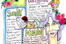ART JOURNALS / by Mary-Ann