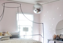 •life list goal | bedroom makeover• / For a brief moment, there was no guy to tell me he doesn't love the idea of pink walls. So I asked SFGirlByBay to help me make my bedroom the perfect place to be a girl. Here's the final result and a few of our inspirations. / by Mighty Girl (Maggie Mason)