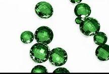 Green Tourmaline Scene