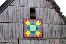 Barns and Barn Quilts