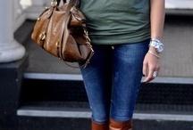 Fashion-spiration / I need a new wardrobe! / by Sara Jane Bee