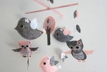 Mobile and Stuff / Mobile decorations , DIY and inspiration!!!