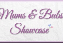 Mums & Bubs Showcase / This is everything a Mum-to-be, baby, mum, dad, etc. will require or desire during pregnancy and after the birth of their little bundle of joy!  / by Kell @ All Mum Said
