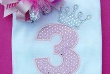 Emily's 3rd birthday / by CeeCee