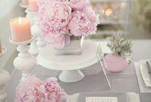 Wedding Reception Decor / by Sara Jane Bee