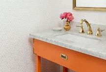 Bathrooms / by Your Southern Peach