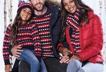 Joe Fresh Winter Wonder / All of your fresh style tips and inspiration for the holiday season are just a click away.