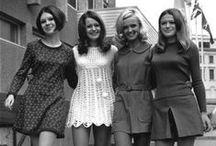 Fashion | 1960's / #1960fashion #style #styleinspiration #vintage #vintagefashion
