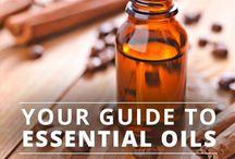 Oils / Essential Oil Info