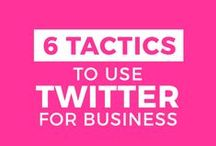Twitter Tips and Strategies / Do you want to market your business on Twitter? It is a great social media platform to use to do so, and with these helpful tips and strategies you'll have no problem getting the word out about your business.