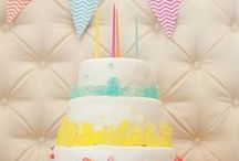 Party || Cake Envy / by Dina - Deliciously Darling Events