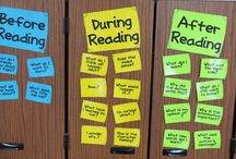We Learn to Read and We Read to Learn / by Norma Sandoval