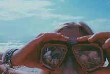 eternal summer / summer style / by chiara