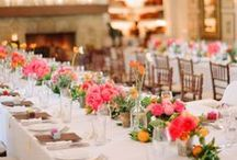 Wedding Decoration Ideas / From centrepieces to wedding venue decor, ideas and inspiration to pretty up your big day! / by Wedding Republic