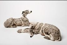 Art: Greyhound / by Anne Pidek