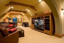 Bonus Space / by Michael Lee - Builder of Homes and Villas