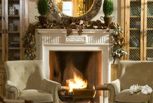 Fireplace / by Michael Lee - Builder of Homes and Villas