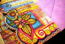 Art Journal / See what everone else is doing and be inspired! / by Creative Awakenings