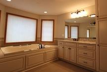 2012 Bathroom Closet Remodel / by Michael Lee - Builder of Homes and Villas