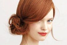 Inspiration for the Bride / Keep up with the newest and hottest trends in bridal beauty