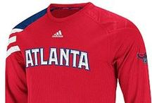 Hawks for Him / Check out the latest men's styles to get you ready for the game! / by Atlanta Hawks