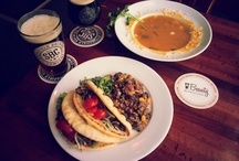 BrewPub Grub / A collection of our BrewPub eats. Including regular menu items and daily specials. Cheers!