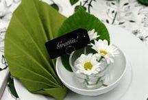 Green Wedding Inspiration / by Wedding Republic