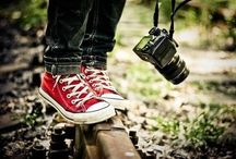 converse. / The best shoes