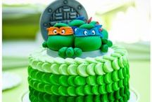 Teenage Mutant Ninja Turtle Party Musts
