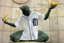 Detroit Tigers / by Anne Pidek
